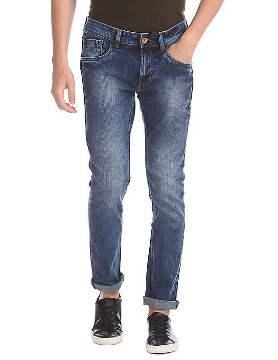d2b9721d288 Buy Men Jackson Skinny Fit Low Rise Jeans online at NNNOW.com