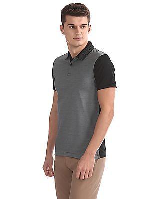 Arrow Newyork Regular Fit Patterned Polo Shirt