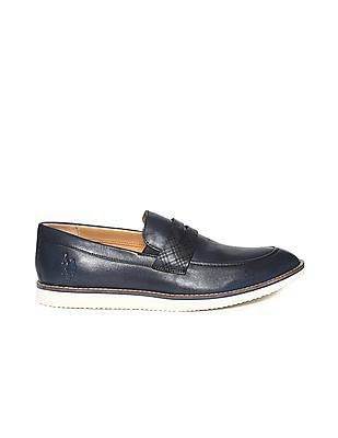 U.S. Polo Assn. Penny Strap Leather Loafers