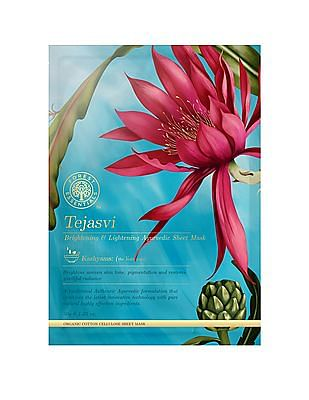 FOREST ESSENTIALS Tejasvi Brightening And Lightening Sheet Mask