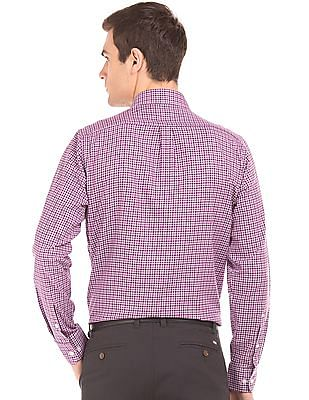 Arrow Tonal Check Shirt