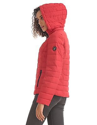 Nautica Water Resistant Packable Jacket