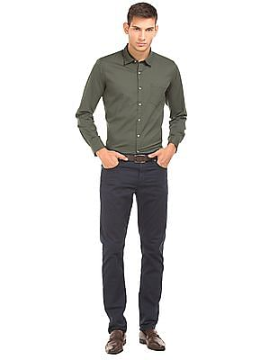 Ruggers Contemporary Fit Cotton Shirt