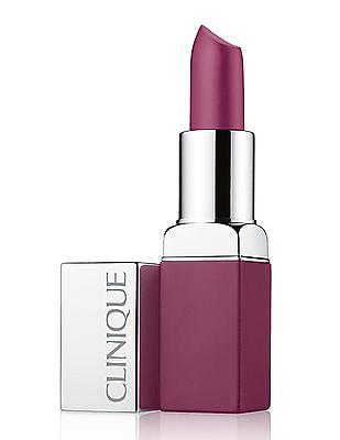 CLINIQUE Pop Matte Lip Color + Primer - Pow Pop