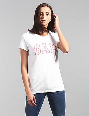 4e93774d3f57 GAP-WOMEN-TEES-TOPS | Latest NNNOW Collections. Discover and Shop ...