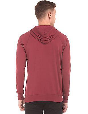 Cherokee Hooded Printed Sweatshirt
