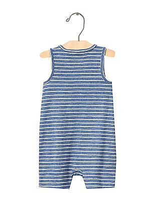 GAP Baby Stripe Tank Shortie One-Piece