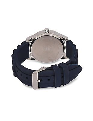 Aeropostale Textured Strap Analogue Watch