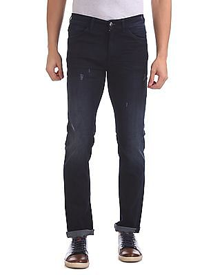 U.S. Polo Assn. Denim Co. Skinny Fit Dark Wash Jeans