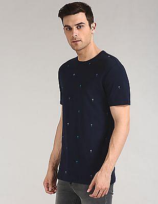 GAP Short Sleeve Printed T-Shirt