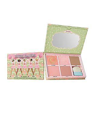 Benefit Cosmetics Cheekleaders Squad Cheek Palette - Pink