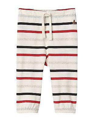 GAP Baby Striped Jersey Pants
