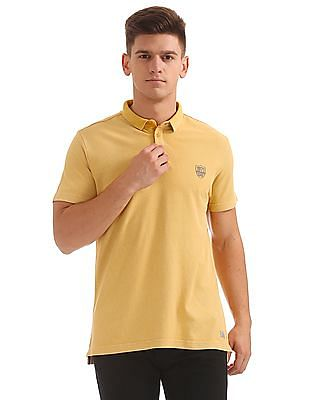 Ed Hardy Slim Fit Pique Polo Shirt