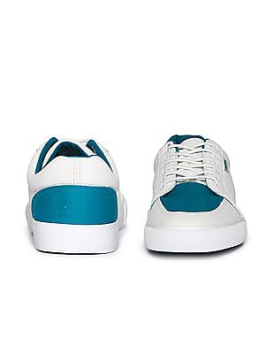 Flying Machine Colour Block Panelled Sneakers