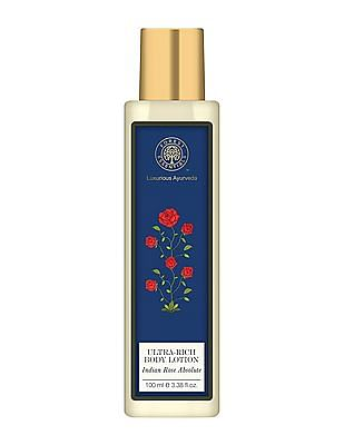 FOREST ESSENTIALS Ultra Rich Body Lotion - Indian Rose Absolute