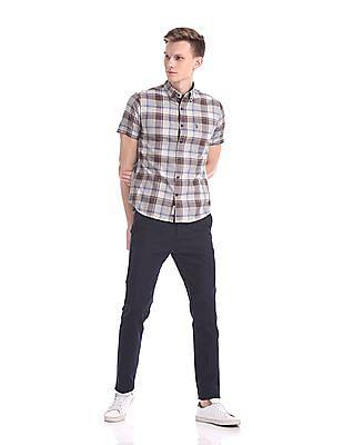 U.S. Polo Assn. Tailored Regular Fit Button Down Shirt