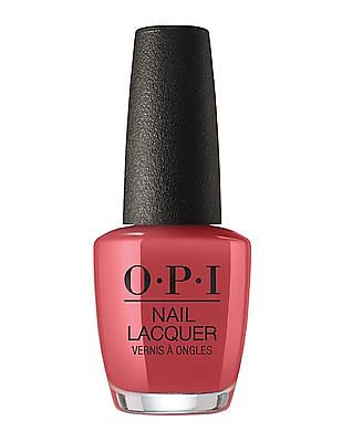 O.P.I OPI Peru Collection Nail Lacquer - My Solar Clock Is Ticking