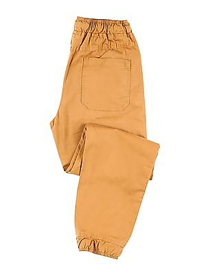 Cherokee Boys Solid Jogger Trousers