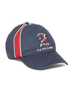 U.S. Polo Assn. Colour Block Cotton Cap