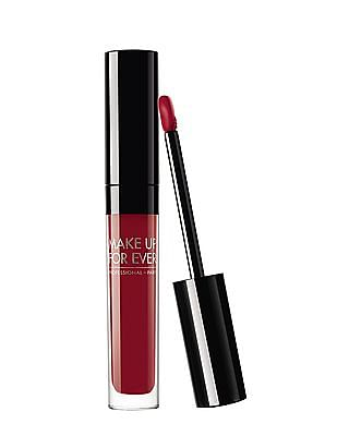 MAKE UP FOR EVER Liquid Matte Lip Stick - Deep Red