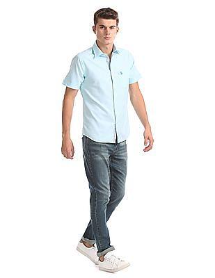 U.S. Polo Assn. Regular Fit Short Sleeve Shirt