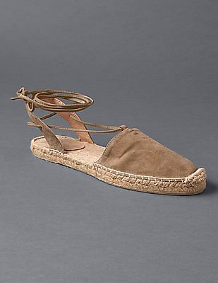GAP Lace Up Espadrilles