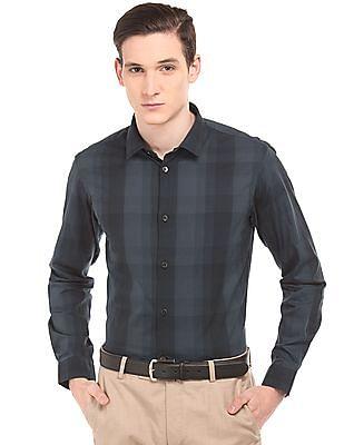 Arrow Newyork Check Slim Fit Shirt