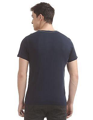Gant Gant Outline Short Sleeve T-Shirt