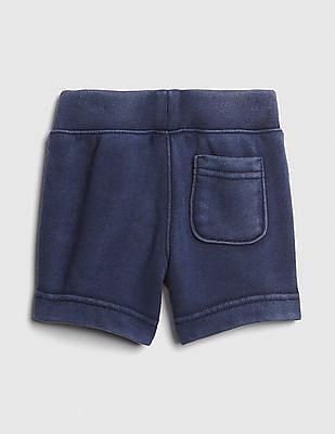 GAP Baby Logo Pull-On Shorts