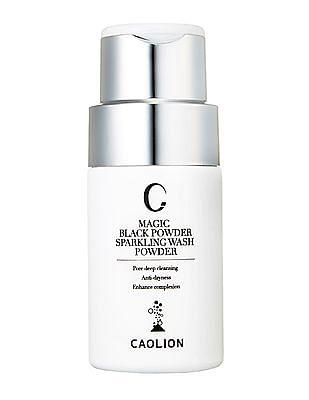 Caolion Magic Black Powder Sparkling Wash Powder