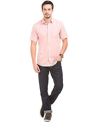 Colt Pinstriped Cotton Shirt
