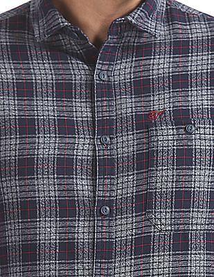 Ed Hardy Slim Fit Long Sleeve Shirt