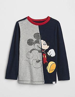 GAP Baby Disney Mickey Mouse T-Shirt