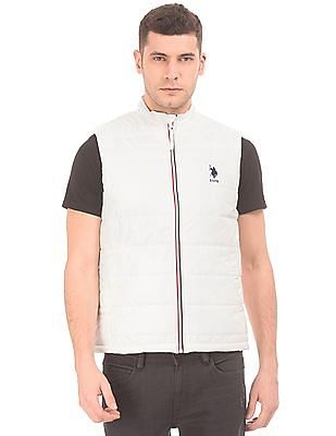 U.S. Polo Assn. Quilted Gilet Jacket