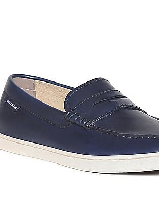 Cole Haan Pinch Weekender Leather Penny Loafers