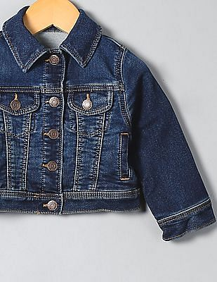 GAP Baby Blue 1969 Super soft Denim Jacket