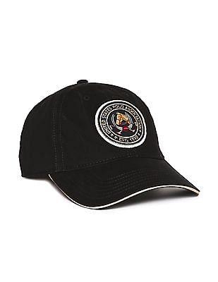 U.S. Polo Assn. Appliqued Logo Twill Cap