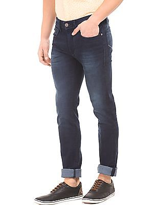 U.S. Polo Assn. Denim Co. Washed Skinny Fit Jeans