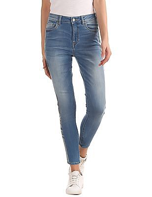 Aeropostale Jegging Fit High Waist Jeans