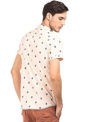 Colt Short Sleeve Printed Shirt