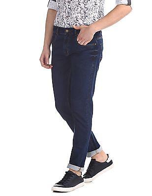 Newport Blue Slim Fit Rinsed Jeans