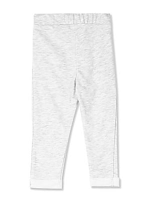 The Children's Place Toddler Girl Active Rolled Cuff Pants