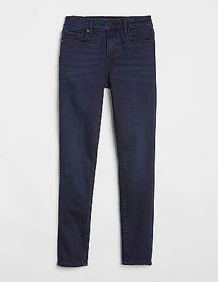 GAP Mid Rise True Skinny Sculpt Jeans