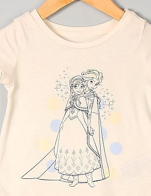 GAP Baby Disney Baby Embellished Graphic Tee