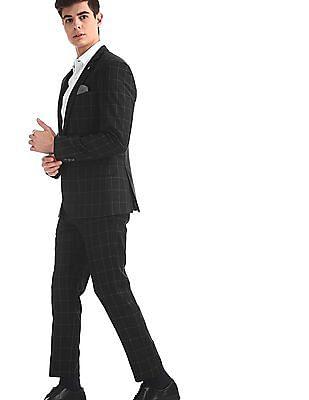 Buy Men ANXSU5705 Black Mens Suit online at NNNOW.com