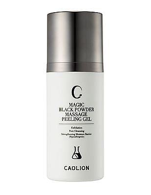 Caolion Magic Black Powder Massage Peeling Gel