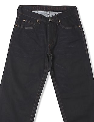 Flying Machine Justin Comfort Fit Rinsed Jeans