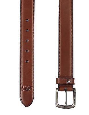 U.S. Polo Assn. Padded Leather Belt