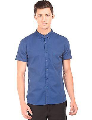 Colt Solid Button Down Shirt