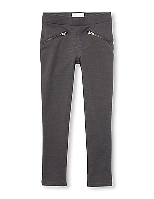 The Children's Place Girls Heathered Jeggings